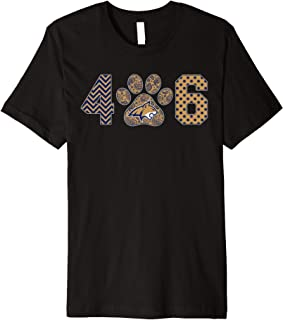 Montana State Bobcats Area Code T-Shirt - Apparel