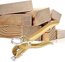Juego de sierra con lupa Herramientas manuales para carpintería para carpintero