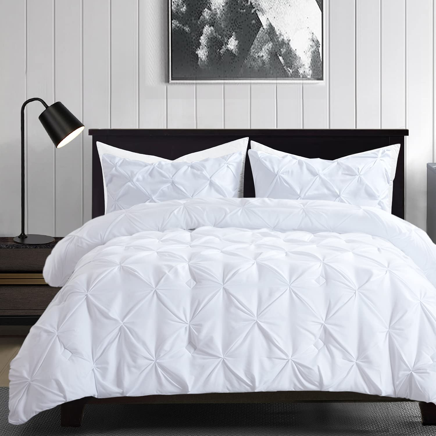 HOMBYS Twin Comforter store Set Max 87% OFF 2 Bed P Piece for