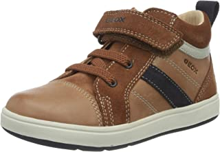 Geox B Biglia Boy A, First Walker Shoe Garçon
