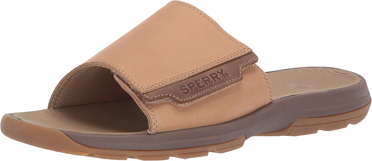 Sperry Mens Whitecap Slide Sandals