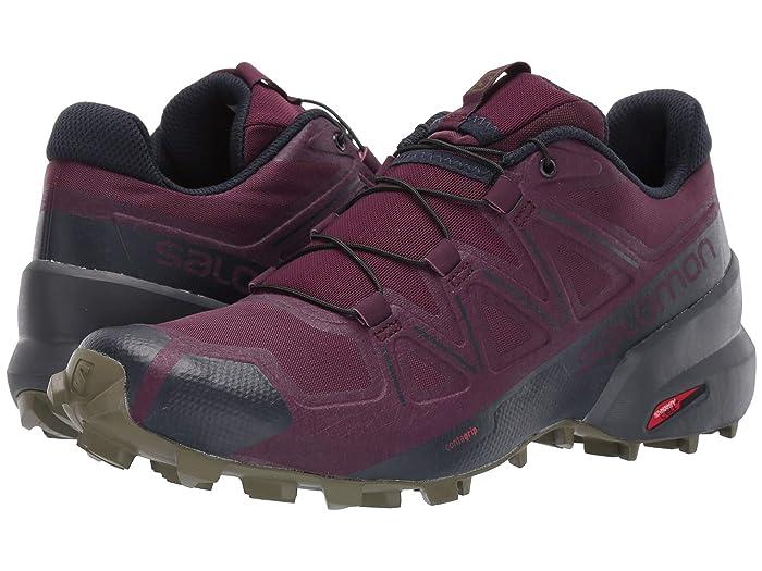 best salomon shoes supinators