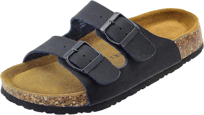 LULEX Slide Sandals for Women Adjustable Beach Strap Sandal Shoe Mail Ranking TOP5 order