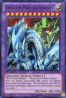 Yu-Gi-Oh!! - Dragon Master Knight (LCYW-EN050) - Legendary Collection 3: Yugi's World - 1st Edition - Super Rare