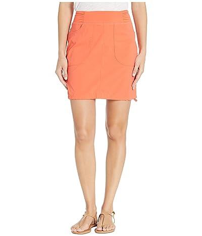 Mountain Hardwear Dynamatm Skirt (Solstice Red) Women