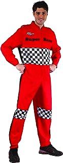 Disfraz piloto de carreras hombre L