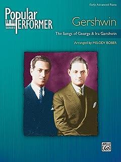 Popular Performer -- Gershwin: The Songs of George &