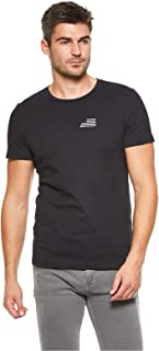 Calvin Klein T-Shirt For Men - Black, Size Small