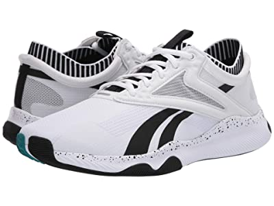 Reebok Hiit TR (White/Black/Seaport Teal) Men