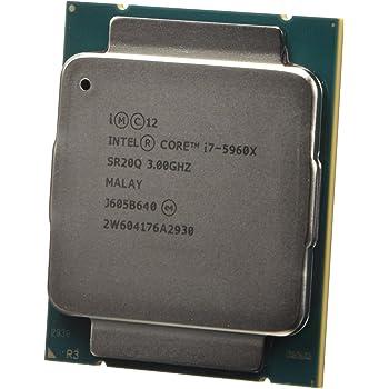 Intel Core i7-5960X Haswell-E 8-Core 3.0GHz LGA 2011-v3 140W Desktop Processor BX80648I75960X