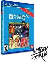 $69 » Limited Run #237: Atari Flashback Classics (Vita)