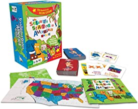 Gamewright The Scrambled States of America Game