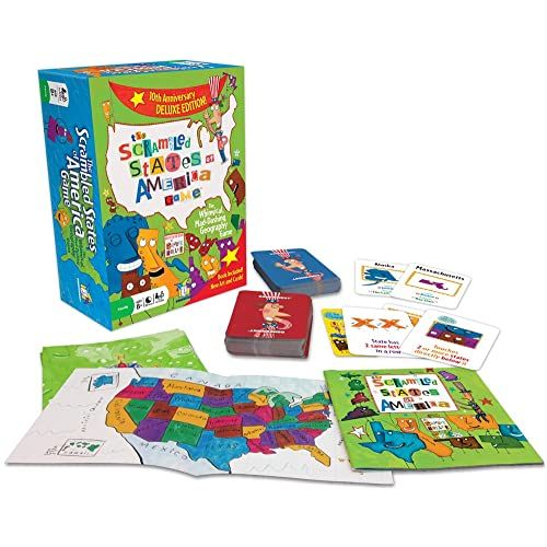 States and Capitals Game: Amazon com