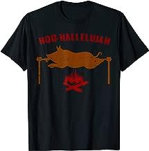 Wild Boar Hunting T-Shirt Funny BBQ Gifts Roast Pig Hog Puns