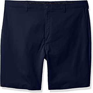 PGA TOUR Men's Flat Front Active Waistband Short