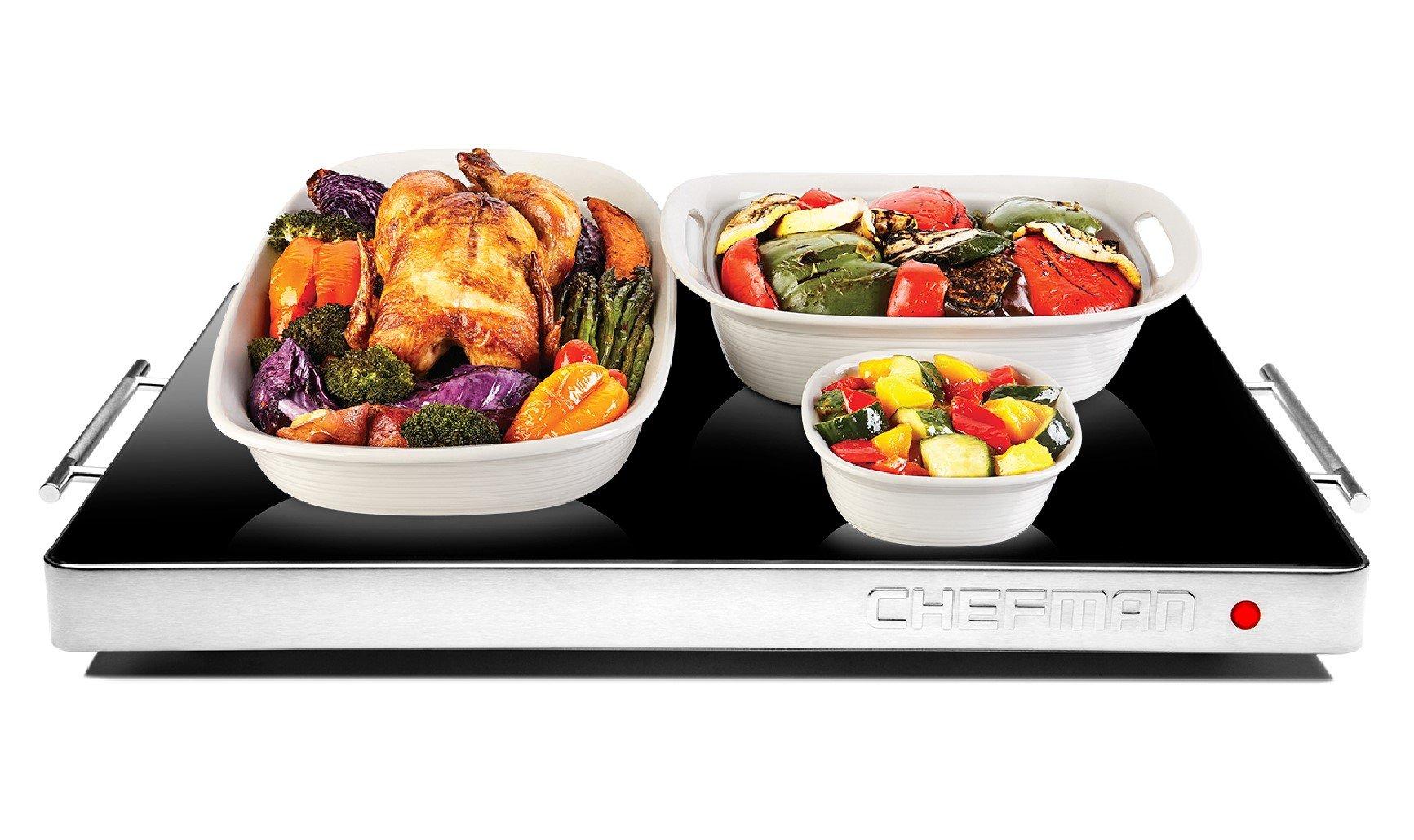 Chefman Electric Adjustable Temperature Restaurants