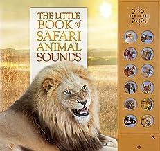 The Little Book of Safari Animal Sounds