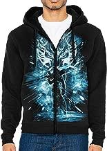 Men Pullover Hood Cloud Strife Sword Zip Hoodies Hooded Casual Jackets Coats