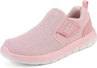 DREAM PAIRS دختران پسر کفشهای تنفسی که می توانند تنفس کنند