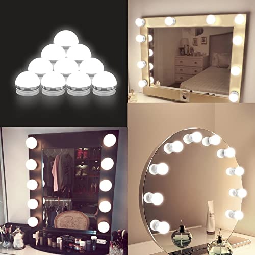 Hollywood Mirror With Led Amazon Com