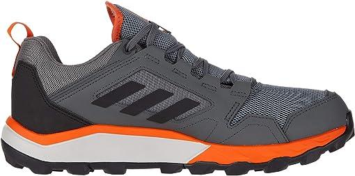 Grey Four/Black/Orange