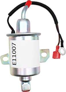 Electric Fuel Pump Replaces for Airtex E11007 A029F889 149-2311 149-2311-02 149-2311-01 149231101,Fit Onan 4000 4Kw Gas RV Cummins Generator Microlite MicroQuiet.