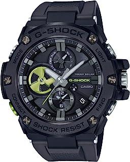 [カシオ] 腕時計 ジーショック G-STEEL スマートフォンリンク GST-B100B-1A3JF メンズ