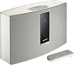 Bose SoundTouch 20 wireless speaker, works with Alexa, White - 738063-1200