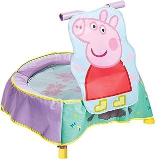Kid Active Trampolín Infantil con diseño Peppa Pig (Worlds Apart 304PED)