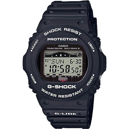 [カシオ] 腕時計 ジーショック G-LIDE 電波ソーラー GWX-5700CS-1JF メンズ ブラック