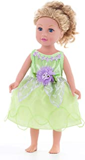Little Adventures Tinkerbell Fairy Doll Dress