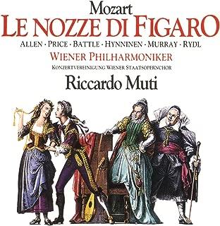 Le Nozze di Figaro, Act 1: Cinque dieci