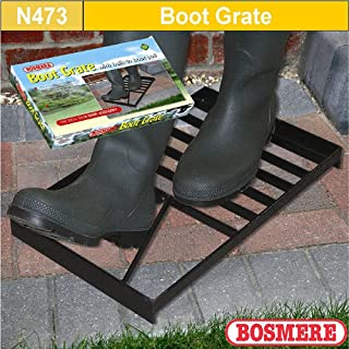 Bosmere Products Ltd N473 Boot Grate With Boot Pull