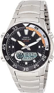Casio Sport Watch Analog-Digital Display Quartz for Men AMW-710D-1AV