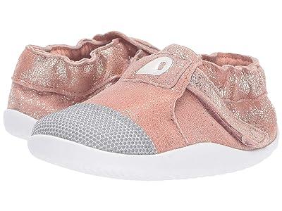 Bobux Kids Step Up Xplorer Origin (Infant/Toddler) (Pink Sparkle) Girl