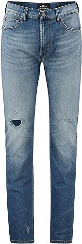 7 For All Mankind Herren Jeans Kayden Slim Fit Straight