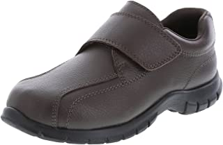 SmartFit Boys' Leather Monk Strap Casual
