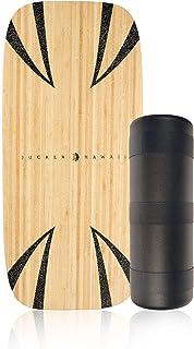 comprar comparacion JUCKER HAWAII Balance Board Homerider AKA Mana - Tabla de Equilibrio Balancetrainer con Rodillo