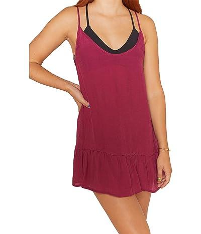 Hurley Mini Dress Cover-Up Women