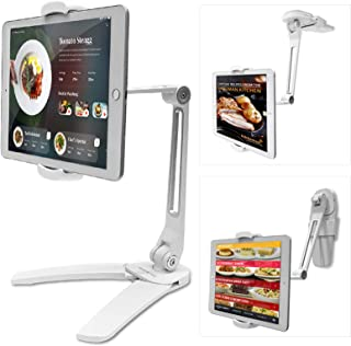 Sponsored Ad – AboveTEK Kitchen Tablet Stand – HIGHFlex 360 Superior Strength Portable 4.7 to 13.5 Inch Universal Tablet S...