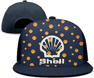 GuLuo Shell-Gasoline-Gas-Station-Near-me- Flatbrim Baseball Cap Stylish Adjustable Fits Dad Hat
