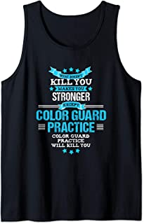 color guard tops