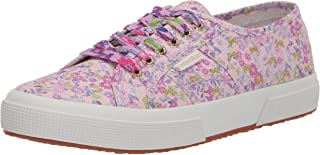 Superga 2750 Flowers and Embroidery womens Sneaker