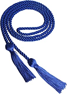 Graduation Single Color Honor Cord,15 Colors Available