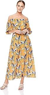 Trendyol Straight Dress for Women - Brown, Size M