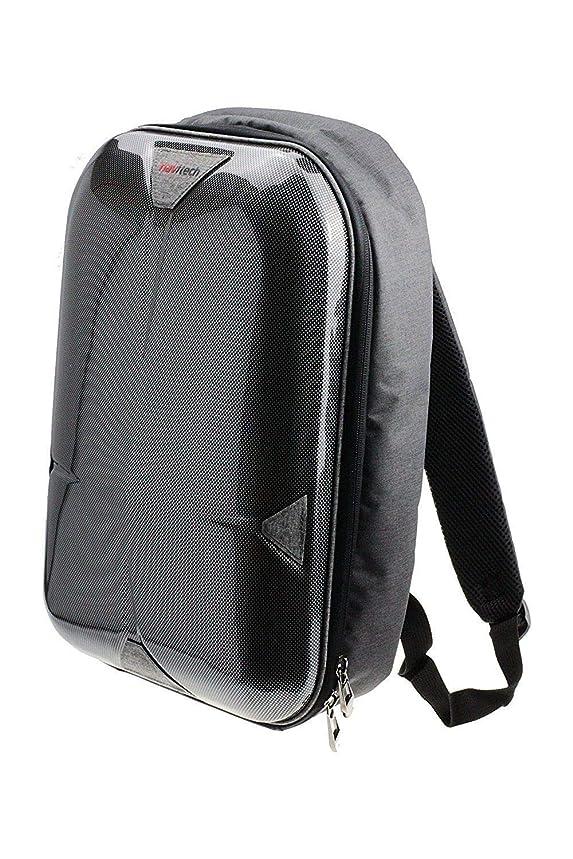 Navitech Rugged Grey DSLR Camera Carrying Case/Backpack/Rucksack/Case/Travel Case for The Nikon Z6 Plus lense, Nikon D850, Nikon D750