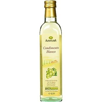 Alnatura Bio Condimento Bianco, 500ml