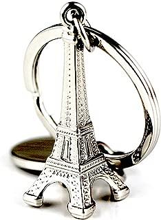 Halskette Eiffelturm Souvenir Paris Kette echt vergoldet Gold NEU Tour Eiffel