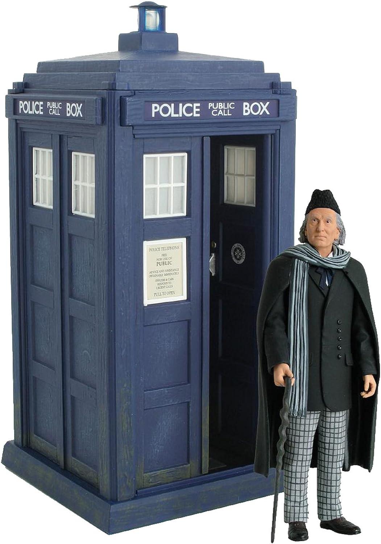 Doctor Who 1. Doktor und Tardis