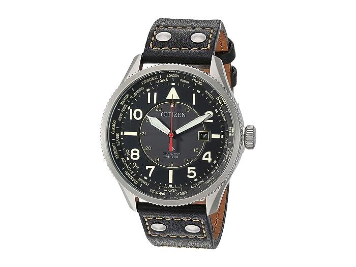 Citizen Watches  BX1010-02E Promaster Nighthawk (Black) Watches